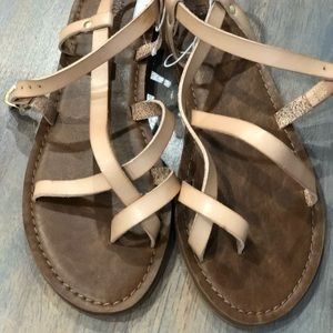 NWT Target Mossimo Sandals